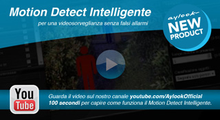 motion detect avanzato